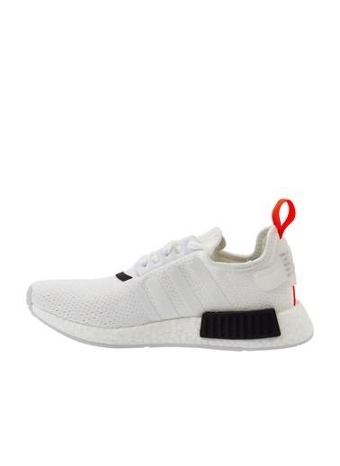 adidas Erkek Nmd_R1  Sneakers EH0045 Beyaz